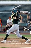 Anthione Shaw - AZL Athletics - 2009 Arizona League.Photo by:  Bill Mitchell/Four Seam Images..