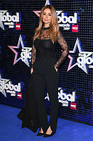 Louise Redknap<br /> arriving for the Global Awards 2019 at the Hammersmith Apollo, London<br /> <br /> ©Ash Knotek  D3486  07/03/2019