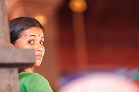 Asia, India,Kerala, Cheruthuruthy, Kalamandalam dance school founded by the poet Padmabhooshan Vallathol Narayana Menon,