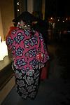 ANNA PIAGGI<br /> INAUGURAZIONE PALAZZO FENDI ROMA 2005