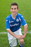 St Johnstone FC Academy Under 14's<br /> Blair White<br /> Picture by Graeme Hart.<br /> Copyright Perthshire Picture Agency<br /> Tel: 01738 623350  Mobile: 07990 594431