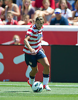 Sandy - Utah, Saturday, June 30, 2012: USWNT 2-1 over  Canada during an international friendly.