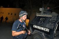 - night patrol of Carabinieri in support to the local police....- pattuglia notturna dei Carabinieri in appoggio alla polizia locale