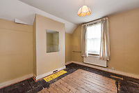 BNPS.co.uk (01202 558833)<br /> Pic: Homesestateagency/BNPS<br /> <br /> Pictured: One of the bedrooms.<br /> <br /> A timewarp home that has been lived in by the same family for more than a century has gone on sale for the first time since being built.<br /> <br /> At the time the property was built, King Edward VII was on the throne and the First World War had not even started.<br /> <br /> The property is being sold for £550,000 under probate by the original builder's three grandchildren, who were born in the Victorian-style house.<br /> <br /> The two-bedroomed home is in the Surrey town of Haslemere and belonged to the Berry family, who decided to sell after the death of their parents, Freda and Leslie.