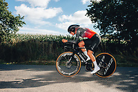 6th October 2021 Womens Cycling Tour, Stage 3. Individual Time Trial; Atherstone to Atherstone. Chantal Blaak.