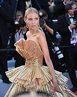 CANNES, FRANCE. July 17, 2021: Leonie Hanne at the Closing Gala & Awards Ceremony, and From Africa With Love Premiere at the 74th Festival de Cannes.<br /> Picture: Paul Smith / Featureflash