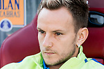 Ivan Rakitic of FC Barcelona prior to the La Liga match between Atletico de Madrid and FC Barcelona at the Santiago Bernabeu Stadium on 26 February 2017 in Madrid, Spain. Photo by Diego Gonzalez Souto / Power Sport Images