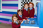 Making new friends in Junior Infants in Knockanes NS Glenflesk on Wednesday (names to follow)
