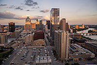 Downtown revitalization is a national trend impacting hundreds of cities across the U.S. right now. But in downtown Austin, Texas, the amount of new development under way and planned is so massive that the the Austin skyline will be unrecognizable in just a few short years. Austin's skyline is undergoing a massive transformation.