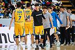 Seoul Samsung Thunders vs Guangzhou Long Lions during the Summer Super 8 Final match at the Macao East Asian Games Dome on July 22, 2018 in Macau, Macau. Photo by Marcio Rodrigo Machado / Power Sport Images