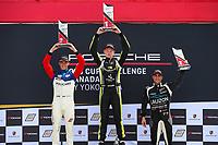 Race 1, Platinum Podium, #79 Mark Motors Racing, Porsche 991 / 2019, GT3CP: Roman DeAngelis, #16 Policaro Motorsport, Porsche 991 / 2018, GT3CP: Jeff Kingsley, #77 Lauzon Autosport, Porsche 991 / 2017, GT3CP: Patrick Dussault