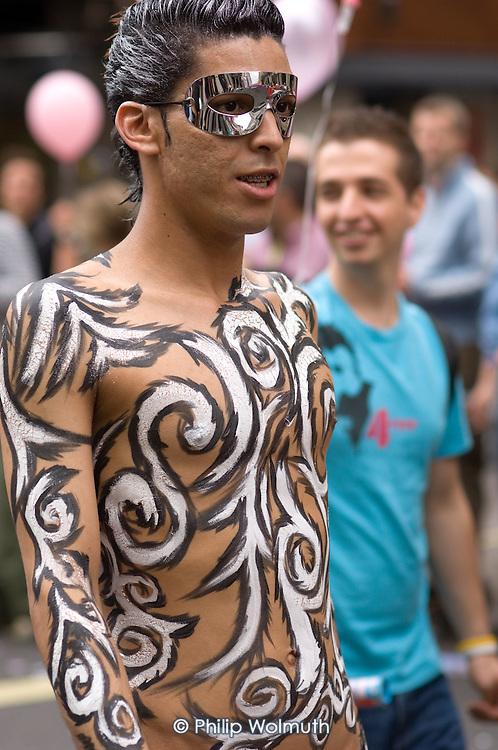 2005 London Gay Pride parade.