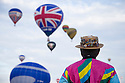 07/08/15<br /> <br /> Hundreds of hot air balloons take to the skies on the second day of three day Bristol International Balloon Fiesta.<br /> <br /> All Rights Reserved - F Stop Press.  www.fstoppress.com. Tel: +44 (0)1335 418629 +44(0)7765 242650