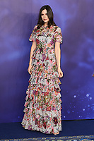 """Lilah Parsons<br /> arriving for the """"Aladdin"""" premiere at the Odeon Luxe, Leicester Square, London<br /> <br /> ©Ash Knotek  D3500  09/05/2019"""