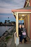 Benicia waterfront portraits.