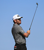 18th July 2021; Royal St Georges Golf Club, Sandwich, Kent, England; The Open Championship Golf, Day Four; Louis Oosthuizen (RSA) at the par three 6th hole