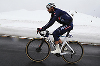 24th May 2021, Giau Pass, Italy; Giro d'Italia, Tour of Italy, route stage 16, Sacile to Cortina d'Ampezzo ; 23 JANSSENS Jimmy BEL