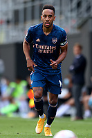 12th September 2020; Craven Cottage, London, England; English Premier League Football, Fulham versus Arsenal; Pierre-Emerick Aubameyang of Arsenal