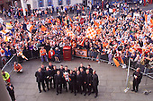 2001-06-05 Blackpool Fans Talbot Sq PO cup