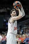 Real Madrid's Rudy Fernandez during Euroleague Semifinal match. May 15,2015. (ALTERPHOTOS/Acero)