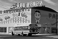 - New Jersey (USA), games hall in Asbury Park<br /> <br /> - New Jersey(USA), sala da giochi ad Asbury Park