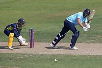 Paul Walter in batting action for Essex during Hampshire Hawks vs Essex Eagles, Royal London One-Day Cup Cricket at The Ageas Bowl on 22nd July 2021