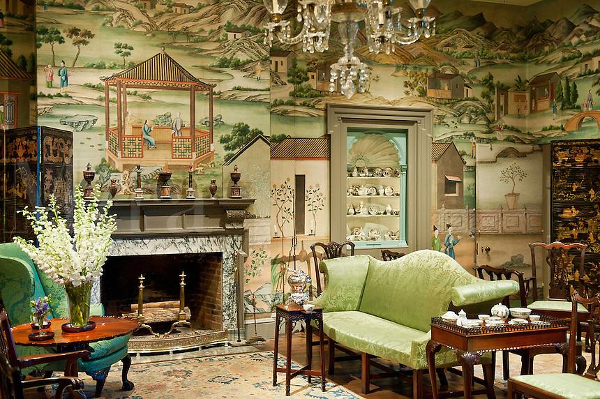 Winterthur decorative Arts Museum and Gardens, Delaware, USA