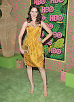 Alison Brie at The HBO Post Emmy party held at The Plaza at The Pacific Design Center in Beverly Hills, California on August 29,2010                                                                   Copyright 2010  Hollywood Press Agency