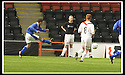 17/8/02               Copyright Pic : James Stewart                     .File Name : stewart-airdrie v stranraer 12.STRANRAER'S ALEX LURINSKI OPENS THE SCORING....James Stewart Photo Agency, 19 Carronlea Drive, Falkirk. FK2 8DN      Vat Reg No. 607 6932 25.Office : +44 (0)1324 570906     .Mobile : + 44 (0)7721 416997.Fax     :  +44 (0)1324 570906.E-mail : jim@jspa.co.uk.If you require further information then contact Jim Stewart on any of the numbers above.........