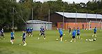 140814 Rangers training