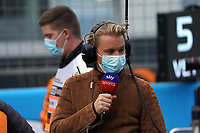 11th October 2020, Nuerburgring, Nuerburg, Germany; FIA Formula 1 Eifel Grand Prix, Race Day; Ex World Champion for 2015,  Nico Rosberg commentates