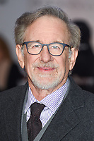 """director, Steven Spielberg<br /> arriving for the European premiere of """"The Post"""" at the Odeon Leicester Square, London<br /> <br /> <br /> ©Ash Knotek  D3368  10/01/2018"""