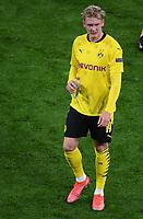 14th April 2021; Induna Park, Dortmund, Germany; UEFA Champions League Football quarter-final, Borussia Dortmund versus Manchester City;   Julian Brandt Borussia Dortmund dissapointed