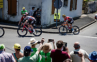 Harry Sweeny (AUS/Lotto Soudal)<br /> <br /> Stage 19 from Mourenx to Libourne (207km)<br /> 108th Tour de France 2021 (2.UWT)<br /> <br /> ©kramon