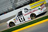NASCAR Camping World Truck Series<br /> Alpha Energy Solutions 250<br /> Martinsville Speedway, Martinsville, VA USA<br /> Saturday 1 April 2017<br /> Timothy Peters<br /> World Copyright: Logan Whitton/LAT Images<br /> ref: Digital Image 17MART1LW1687