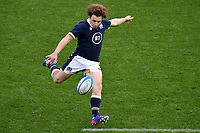 Duncan Weir of Scotland during the rugby Autumn Nations Cup's match between Italy and Scotland at Stadio Artemio Franchi on November 14, 2020 in Florence, Italy. Photo Andrea Staccioli / Insidefoto
