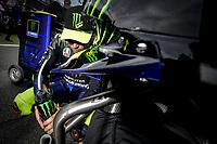 27th September 2020, Circuit de Barcelona Catalunya, Barcelona, MotoGp of Catalunya, Race Day;  Valentino Rossi