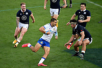 Mattia Bellini of Italy in action during the rugby Autumn Nations Cup's match between Italy and Scotland at Stadio Artemio Franchi on November 14, 2020 in Florence, Italy. Photo Andrea Staccioli / Insidefoto