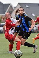 2021.07.24 Dames Zulte Waregem - Club Brugge YLA