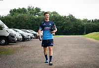 Dominic Gape of Wycombe Wanderers arrives during the return to training for the Wycombe Wanderers squad ahead of the 2021/22 season at Wycombe Training Ground, High Wycombe, England on the 1 July 2021. Photo by Andy Rowland.