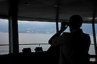 Black Sea, Saling aboard the Silver Wind, September 2010. Photo by Quique Kierszenbaum