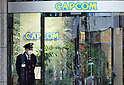 Capcom attacked by hackers