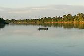 Xingu Indigenous Park, Mato Grosso State, Brazil. PIV Culuene, on the Culuene River.