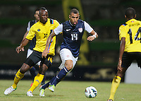 Antigua and Barbuda, Friday, Oct 12, 2012: The USA Men's National Team vs Antigua and Barbuda in the first round of qualifying for the 2014 World Cup.