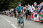 Bryan Coquard (FRA) B&B Hotels-Vital Concept climbs Col de Marie Blanque during Stage 9 of Tour de France 2020, running 153km from Pau to Laruns, France. 6th September 2020. <br /> Picture: Colin Flockton   Cyclefile<br /> All photos usage must carry mandatory copyright credit (© Cyclefile   Colin Flockton)