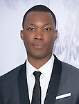 Corey Hawkins attends The Universal Pictures' STRAIGHT OUTTA COMPTON World Premiere held at The Microsoft Theatre  in Los Angeles, California on August 10,2015                                                                               © 2015 Hollywood Press Agency