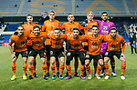 Brisbane Roar squad pose for team photo during the AFC Champions League 2017 Group E match between Ulsan Hyundai FC (KOR) vs Brisbane Roar (AUS) at the Ulsan Munsu Football Stadium on 28 February 2017 in Ulsan, South Korea. Photo by Victor Fraile / Power Sport Images