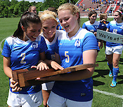 Harrison vs Pulaski Academy: 5A Girls Soccer Championship