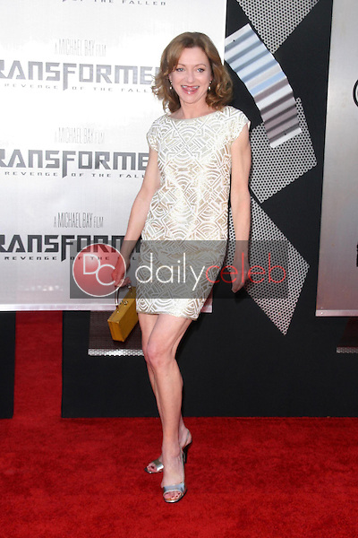 Julie White<br />at the Los Angeles Premiere of 'Transformers Revenge of the Fallen'. Mann Village Theatre, Westwood, CA. 06-22-09<br />Dave Edwards/DailyCeleb.com 818-249-4998