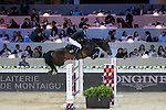 Marco Kutscher on Van Gogh competes during the AirbusTrophy at the Longines Masters of Hong Kong on 20 February 2016 at the Asia World Expo in Hong Kong, China. Photo by Victor Fraile / Power Sport Images